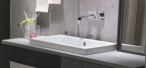 ALAPE - umywalki stawiane na blacie