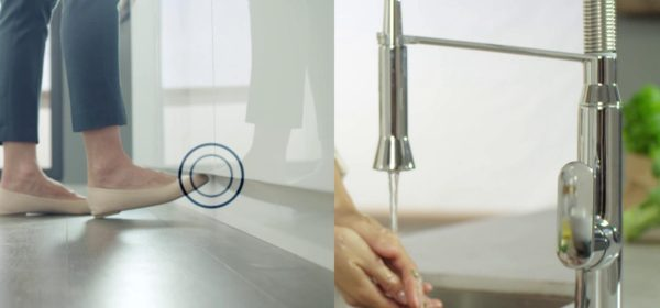 Grohe Foot Control 1