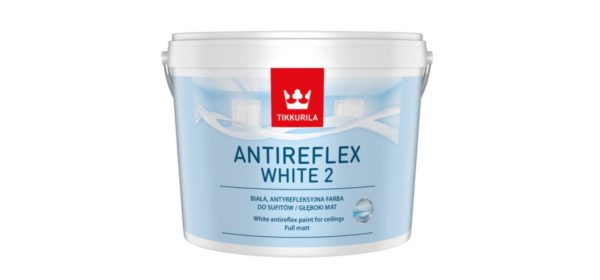 Tikkurila Anti-Reflex white 1
