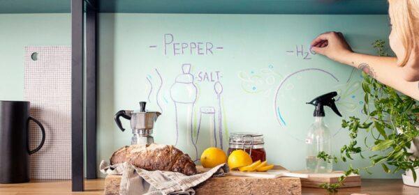 Tikkurila Liitu Blackboard Paint - farba tablicowa 1