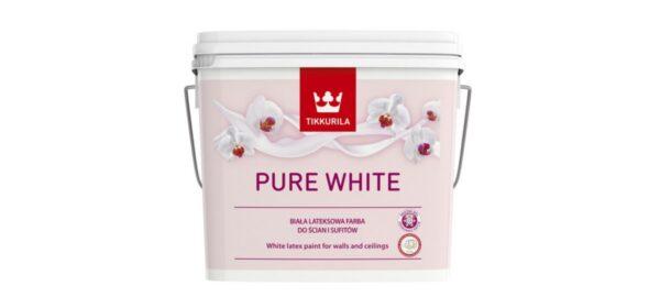 Tikkurila Pure White 1