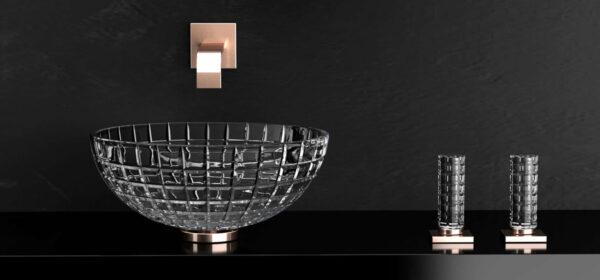 Glassdesign Glamorous Luxor